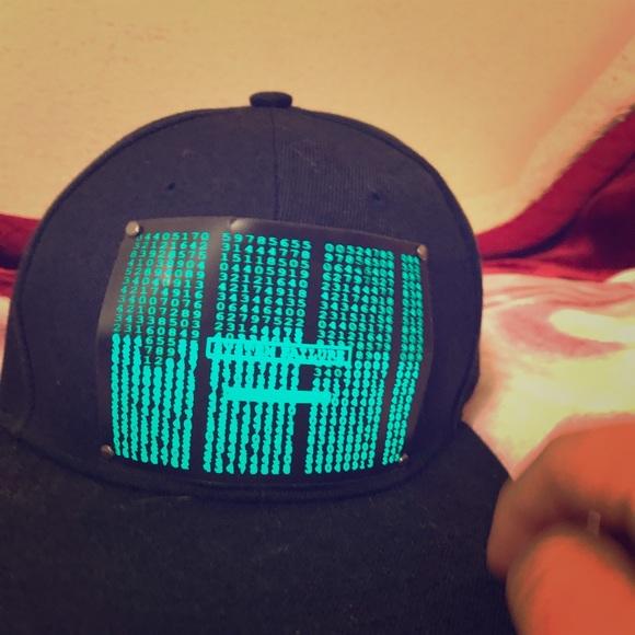 0cfc31af11d9ef Cyb wear Accessories | Cool Led Dj Hat | Poshmark